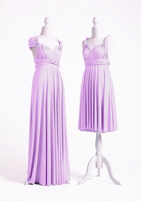 Lavender Multiway Infinity Bridesmaid Dresses | Convertible Wedding Party Dress_3