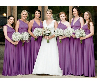 Multiway Infinity Wisteria Bridesmaid Dresses   Convertible Wedding Party Dress_1