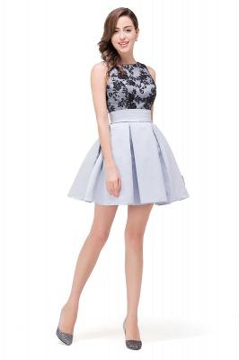 FELICITY | A-Line Crew Sleeveless Short Appliques Prom Dresses_6