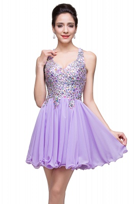 ELIANNA | A-line Short Sleeveless Sweetheart Chiffon Prom Dresses with Crystal Beads_15