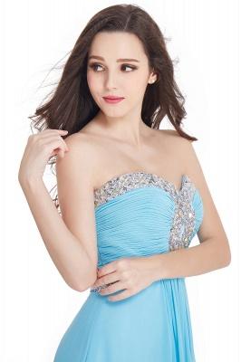 CRYSTAL | Sheath Floor-Length Sweetheart Chiffon Prom Dresses with Crystals_6
