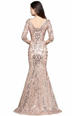AVERI   Mermaid Scoop Sequins Gorgeous Prom Dress_2