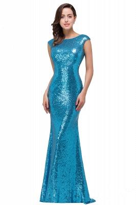 Mermaid Floor-Length Sleeveless Scoop Sequins Prom Dresses_2