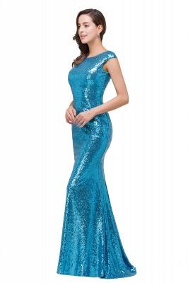 Mermaid Floor-Length Sleeveless Scoop Sequins Prom Dresses_5