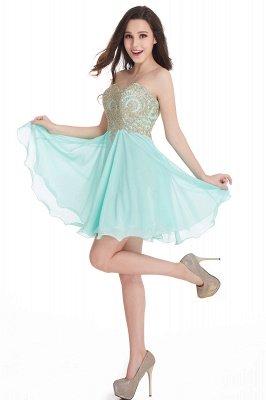 Sweetheart Mini Cheap Appliques Short 2019 Homecoming Dresses_9