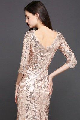 AVERI   Mermaid Scoop Sequins Gorgeous Prom Dress_4