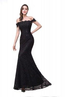EMMALYNN | Mermaid Off Shoulder  Floor-Length Lace Bridesmaid Dresses_17