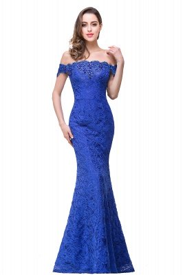 EMMALYNN | Mermaid Off Shoulder  Floor-Length Lace Bridesmaid Dresses_9