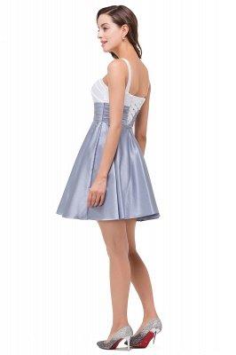 A-line Sleeveless Sweetheart Short Chiffon Prom Dresses_5