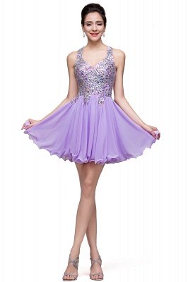 ELIANNA | A-line Short Sleeveless Sweetheart Chiffon Prom Dresses with Crystal Beads_12