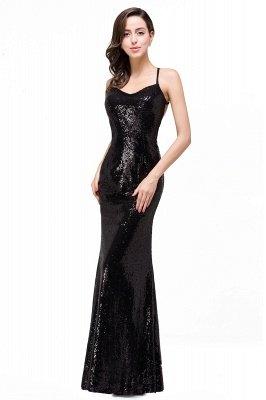 Mermaid Sleeveless Sweetheart Floor-length Prom Dress with Sequins_7