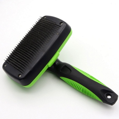 Pet Soft Silicone Dog Grooming Cat Cleaning Pet Comb_23