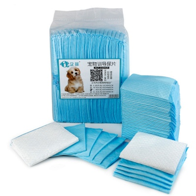 100Pcs Super Absorbent Pet Diaper Dog Training Pee Pads Disposable Healthy Nappy Mat for Dog Cats_4