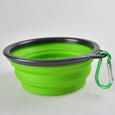 Travel Dog Foldable Drinking Bowl | Portable Pet Collapsible Bowl_19