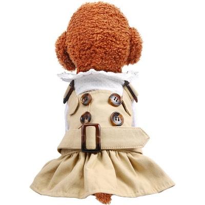 Pretty Dog Clothing Fashion Pet Apparel_4