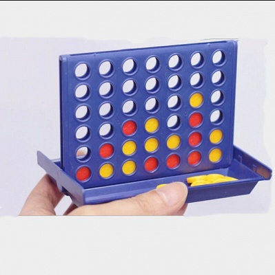 Children Educational Toys for Kid Sports Entertainment|1 Set Connect 4 Board Game