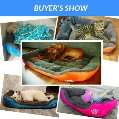 Pet Dog Bed Orthopedic Large Dog Beds_10