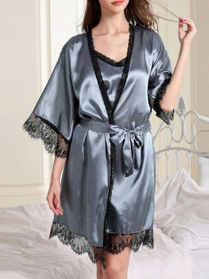 Women's Sexy Nightwear Sexy Pajamas_2