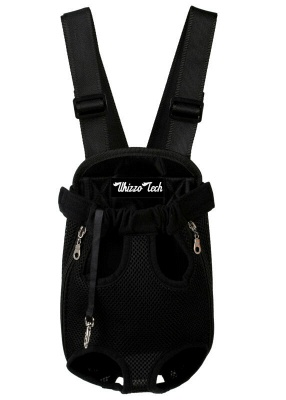 Pet Carrier Backpack Adjustable Pet Front Cat Dog Carrier_3