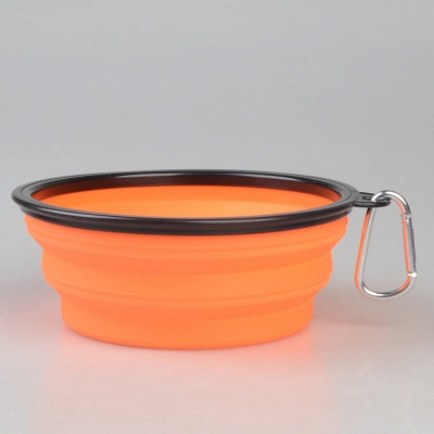 Travel Dog Foldable Drinking Bowl | Portable Pet Collapsible Bowl_7