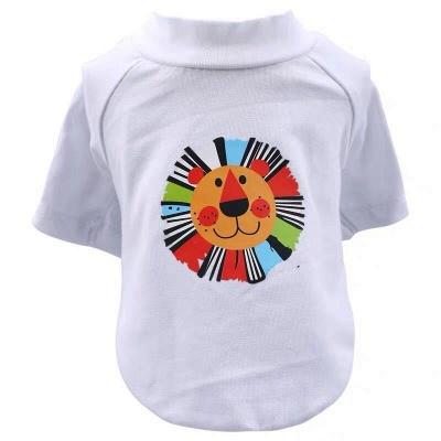 Dog Clothes Teddy T-Shirt Summer Pet Clothing_5