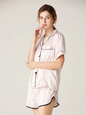 Women's Fashion Nightgown Home Wear_2