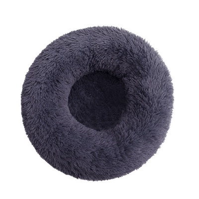 Ultra Soft Washable Dog and Cat Cushion Bed | Comfortable Round  Cuddler Dog Bed_46