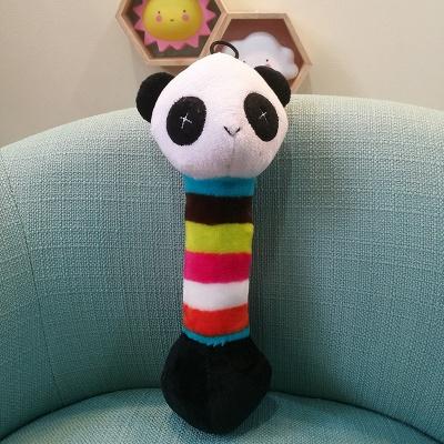 Panda Cartoon Plush Vocal Dog Toys_2