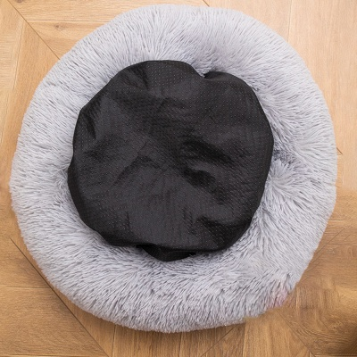 Ultra Soft Washable Dog and Cat Cushion Bed | Comfortable Round  Cuddler Dog Bed_59