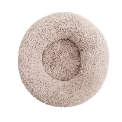 Ultra Soft Washable Dog and Cat Cushion Bed | Comfortable Round  Cuddler Dog Bed_32