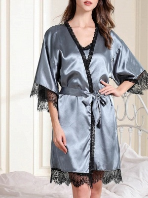 Women's Sexy Nightwear Sexy Pajamas_1