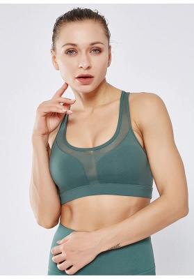Sexy Backless Breathable Sports Bra Yoga Crop Top Vest | Women Fitness Clothing Athletic Gym Underwear_7