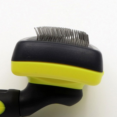 Pet Soft Silicone Dog Grooming Cat Cleaning Pet Comb_25