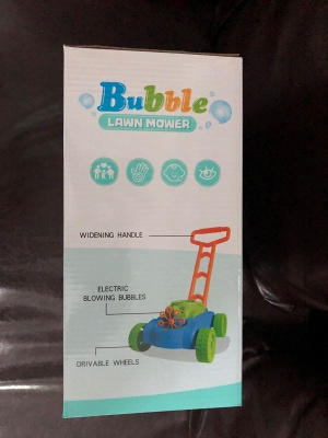 Automatic Bubble Machine Maker Blower Baby Kids Toy Gift_5