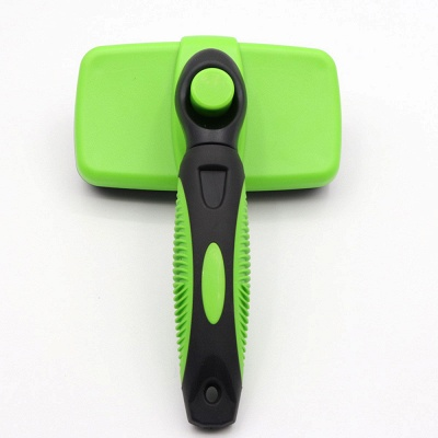 Pet Soft Silicone Dog Grooming Cat Cleaning Pet Comb_18