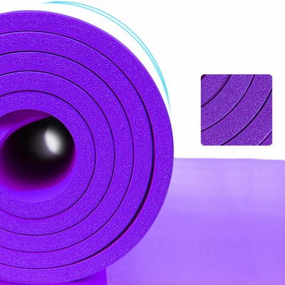 Eco Friendly Non Slip Fitness Exercise Yoga Mat | Pilates Floor Exercises_7