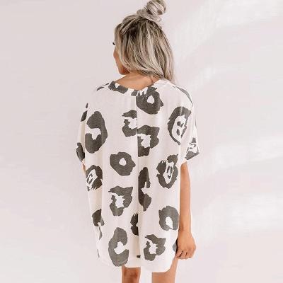 Women's Modern Tie-dyed Pajamas_4