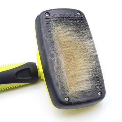 Pet Soft Silicone Dog Grooming Cat Cleaning Pet Comb_17