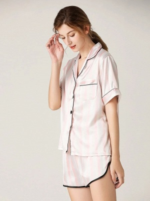 Women's Fashion Nightgown Home Wear_1