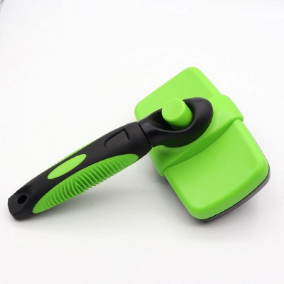 Pet Soft Silicone Dog Grooming Cat Cleaning Pet Comb_19
