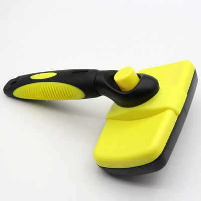 Pet Soft Silicone Dog Grooming Cat Cleaning Pet Comb_3