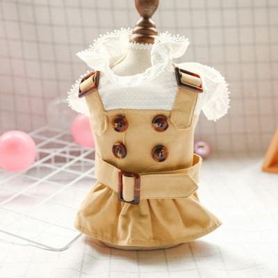 Pretty Dog Clothing Fashion Pet Apparel_1