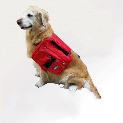 Best Dog Canvas Backpacks for Medium & Large Dog_1