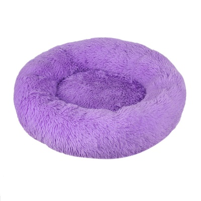 Ultra Soft Washable Dog and Cat Cushion Bed | Comfortable Round  Cuddler Dog Bed_49