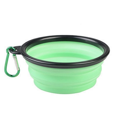 Travel Dog Foldable Drinking Bowl | Portable Pet Collapsible Bowl_21