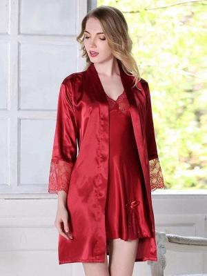 Women's Fashion Nighty Home Clothes_2