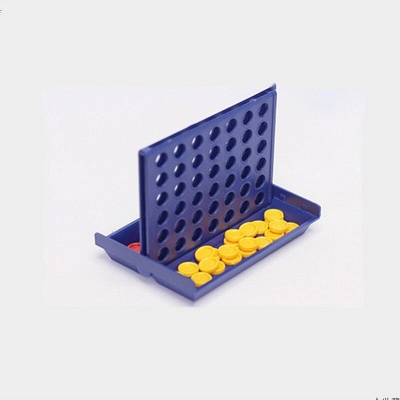 Children Educational Toys for Kid Sports Entertainment 1 Set Connect 4 Board Game_2