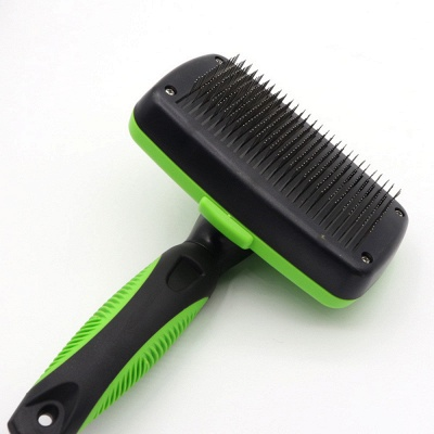 Pet Soft Silicone Dog Grooming Cat Cleaning Pet Comb_21