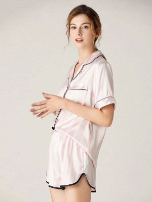Women's Fashion Nightgown Home Wear_4