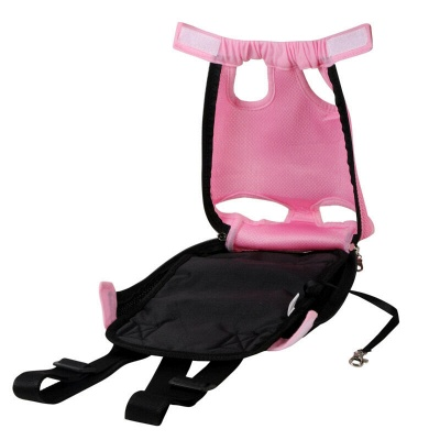 Pet Carrier Backpack Adjustable Pet Front Cat Dog Carrier_12